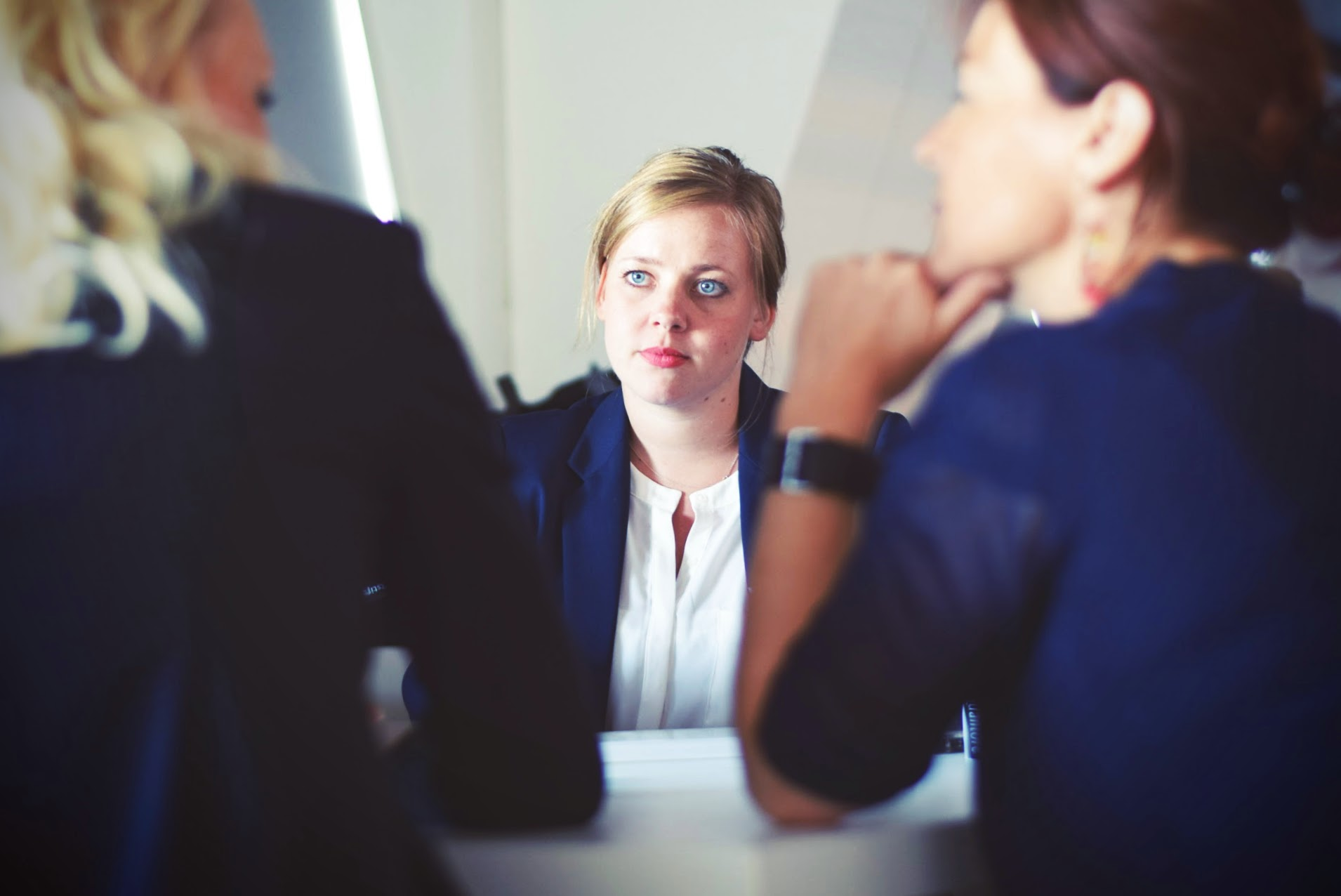 What Do Financial Recruiters Look for in a Candidate?